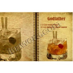 "Konzentriertes Aroma ""GodFather Drink"""