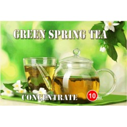 Concentrated Green Spring Tea Flavour