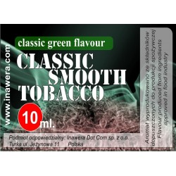 Aromen Classic Green Smooth Tobacco