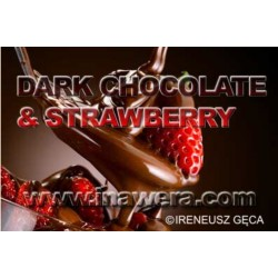 Concentrated Strawberry & Black Chocolate Flavour