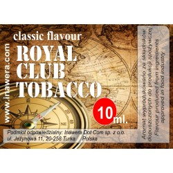 Classic Royal Yacht Tobacco Flavour