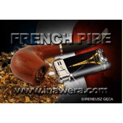 Aroma Tino D'Milano French Pipe