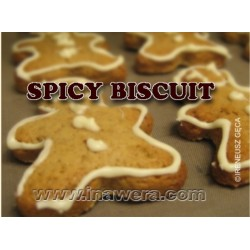 Tino D'Milano Spicy Biscuit Flavour