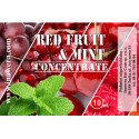 Konzentriertes Red Fruit Mint Aroma