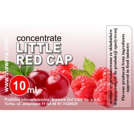 Aroma LITTLE RED CAP