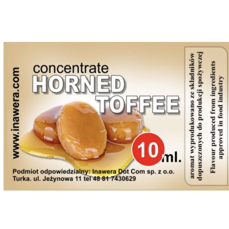 Aroma Horned Toffee
