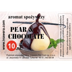 Aroma Pear in Chocolate